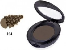GOLDEN ROSE EYEBROW POWDER PUDER DO BRWI VIT. E 104